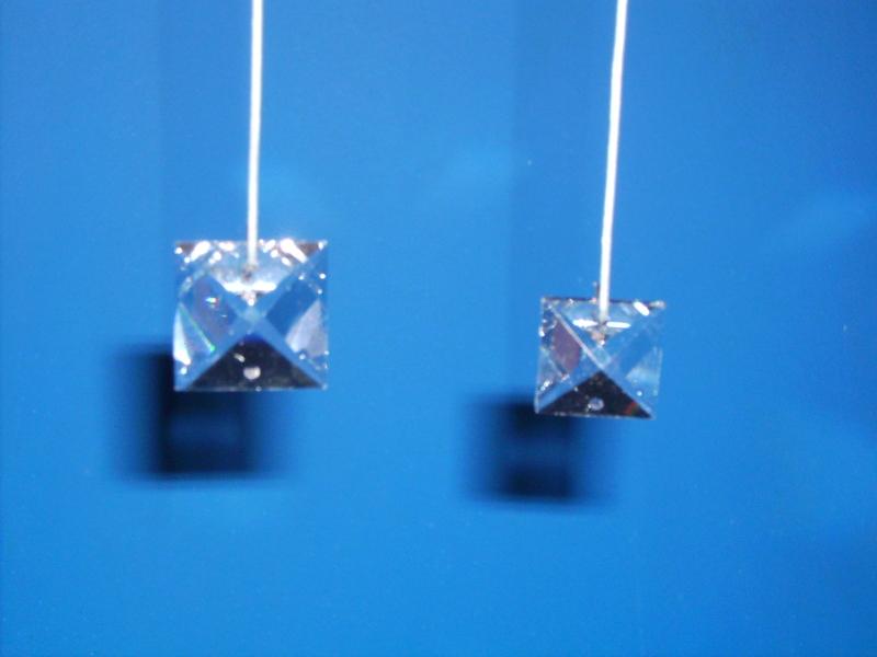 Hochbleikristallgehänge 22 mm