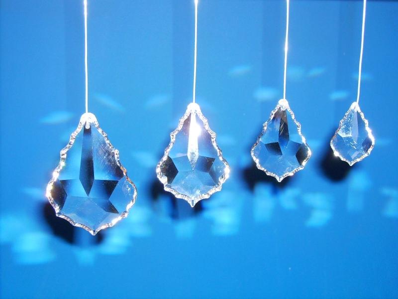 Hochbleikristallgehänge 50 mm